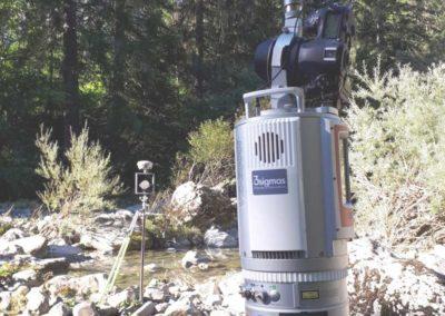 Sarine 2020 –Relevé pour suivi environnemental