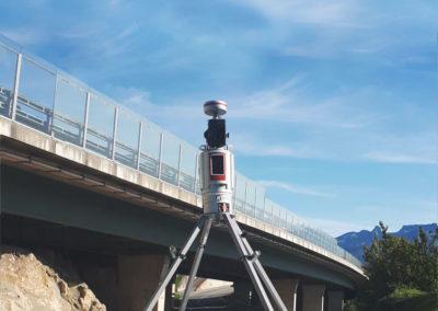 A9-Salenche –Relevé 3D, octobre 2020