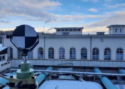 Monitoring de surface (démo) – Falaise de Hauterive (janvier 2021)