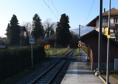 MOB/MVR– Renouvellement LC St Légier-Blonay